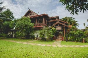 Terres Rouges Lodge, Hotely  Banlung - big - 54
