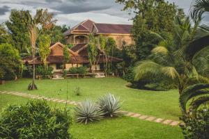 Terres Rouges Lodge, Hotely  Banlung - big - 18