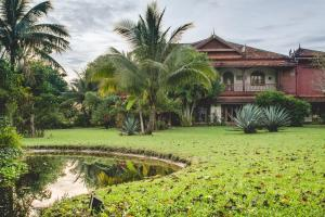 Terres Rouges Lodge, Hotely  Banlung - big - 17