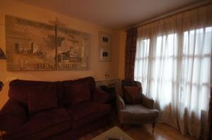 Sayo cincuenta y cinco, Appartamenti  Benasque - big - 16