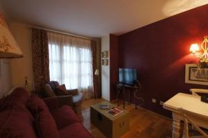 Sayo cincuenta y cinco, Appartamenti  Benasque - big - 2