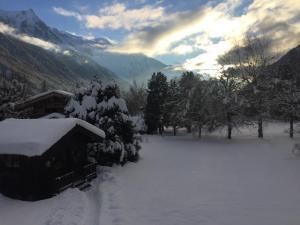 Chalet des glières - Accommodation - Chamonix