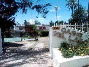 Complejo Oasis Del Lago, Apartmány  Villa Carlos Paz - big - 19