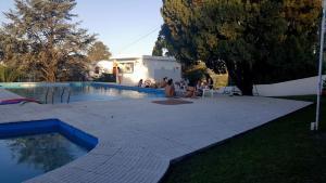 Complejo Oasis Del Lago, Apartmány  Villa Carlos Paz - big - 20