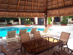The Cancun Vacation Villa, Дома для отпуска  Канкун - big - 11
