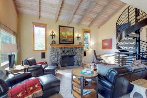 Crystal Blue, Holiday homes  Incline Village - big - 34