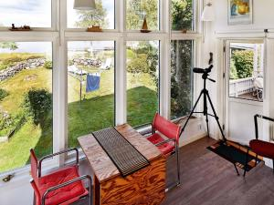 Three-Bedroom Holiday home in Nykøbing Sj 5, Case vacanze  Delebäckstorp - big - 7