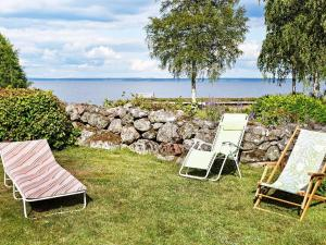 Three-Bedroom Holiday home in Nykøbing Sj 5, Case vacanze  Delebäckstorp - big - 17