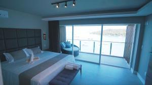Caixa D'aço Exclusive, Hotels  Porto Belo - big - 23