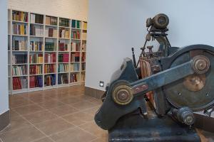 obrázek - The Book Factory Albergue Urbano