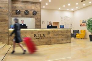 Rila Hotel Sofia, Hotels  Sofia - big - 51