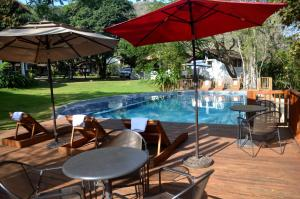 Sommeil, Resort  Jalcomulco - big - 19