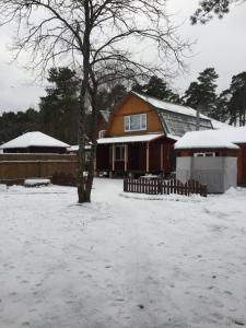 Селигер, Dovolenkové domy  Ostashkov - big - 3