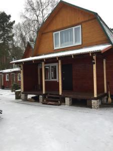 Селигер, Dovolenkové domy  Ostashkov - big - 4