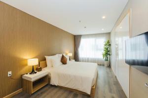 Zen Diamond Suites Hotel, Hotels  Da Nang - big - 3