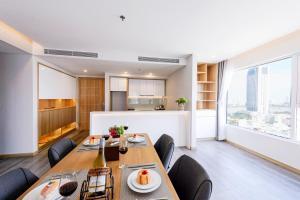 Zen Diamond Suites Hotel, Hotels  Da Nang - big - 6
