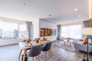 Zen Diamond Suites Hotel, Hotels  Da Nang - big - 21