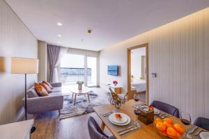 Zen Diamond Suites Hotel, Hotels  Da Nang - big - 24