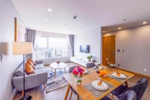 Zen Diamond Suites Hotel, Hotels  Da Nang - big - 16