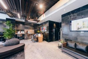 Zen Diamond Suites Hotel, Hotels  Da Nang - big - 44