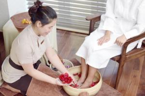 Zen Diamond Suites Hotel, Hotels  Da Nang - big - 28