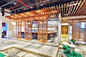 Zen Diamond Suites Hotel, Hotels  Da Nang - big - 41