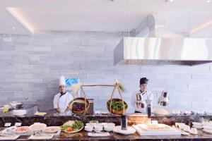 Zen Diamond Suites Hotel, Hotels  Da Nang - big - 30