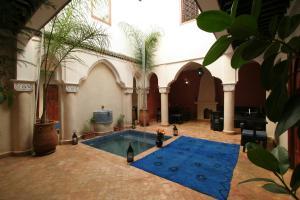 里亚德莫嘉娜庭院旅馆 (Riad Morgane)