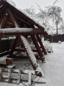 Селигер, Dovolenkové domy  Ostashkov - big - 15