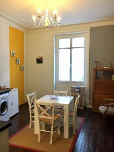 Luckey Homes - Rue Menou, Apartmány  Nantes - big - 3