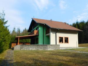 Poľovnícka chata Štefana