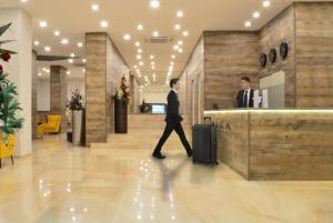 Rila Hotel Sofia, Hotels  Sofia - big - 49