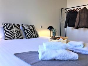 Friendly Appartements Bordeaux Saint-Seurin, Apartmány  Bordeaux - big - 4