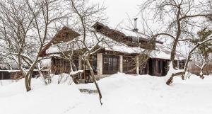 Ohotnichiy, Vidiecke domy  Pokrovskoye - big - 18