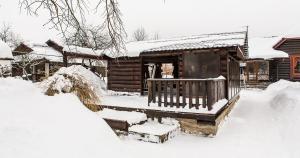 Ohotnichiy, Vidiecke domy  Pokrovskoye - big - 8