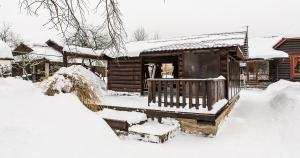 Ohotnichiy, Kúriák  Pokrovszkoje - big - 8