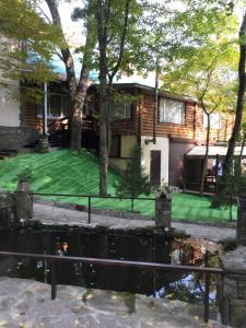 Поместье Холодный Ручей, Penzióny  Goryachiy Klyuch - big - 43