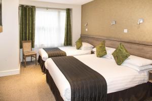 Kensington Gardens Hotel, Hotely  Londýn - big - 12