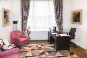 Kensington Gardens Hotel, Hotely  Londýn - big - 34