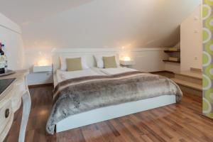 Hotel Villa Rosa, Hotels  Allershausen - big - 20