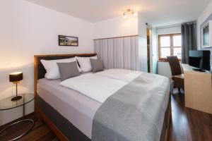 Hotel Villa Rosa, Hotels  Allershausen - big - 21