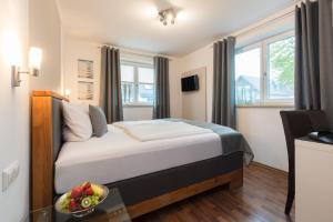 Hotel Villa Rosa, Hotels  Allershausen - big - 22