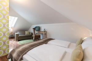 Hotel Villa Rosa, Hotels  Allershausen - big - 23