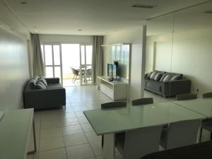Apartamento Beira Mar Ondina, Apartmány  Salvador - big - 4