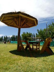 Cabañas Tierra India, Lodge  San Rafael - big - 17