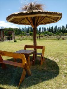 Cabañas Tierra India, Lodge  San Rafael - big - 16