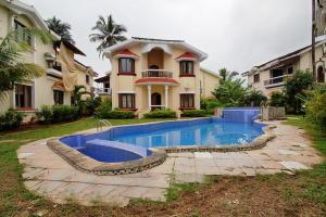 Meadows Luxury Villas-Villa No3, Villen  Saligao - big - 4