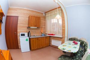 Гостиница Парковая, Кировск