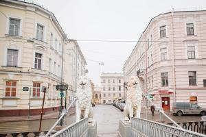 Гостиница История на Грибоедова - фото 19