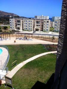 Apartamento Condominio Lomas De Papudo, Apartments  Papudo - big - 18